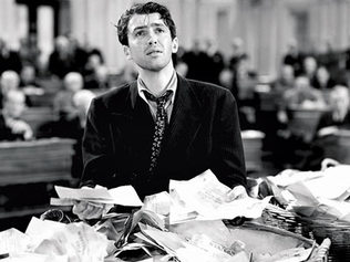 James Stewart in 'Mr. Smith goes to Washington